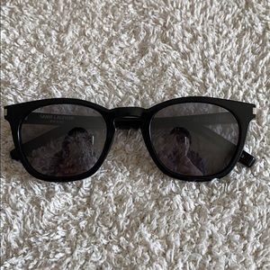 Saint Laurent Classic SL 28 Slim Acetate Sunglass